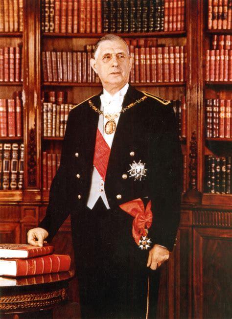 Charles de Gaulle | Élysée
