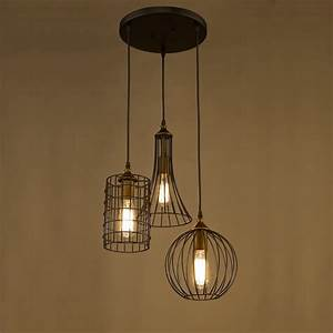 Industrial style lighting fixtures to help you achieve