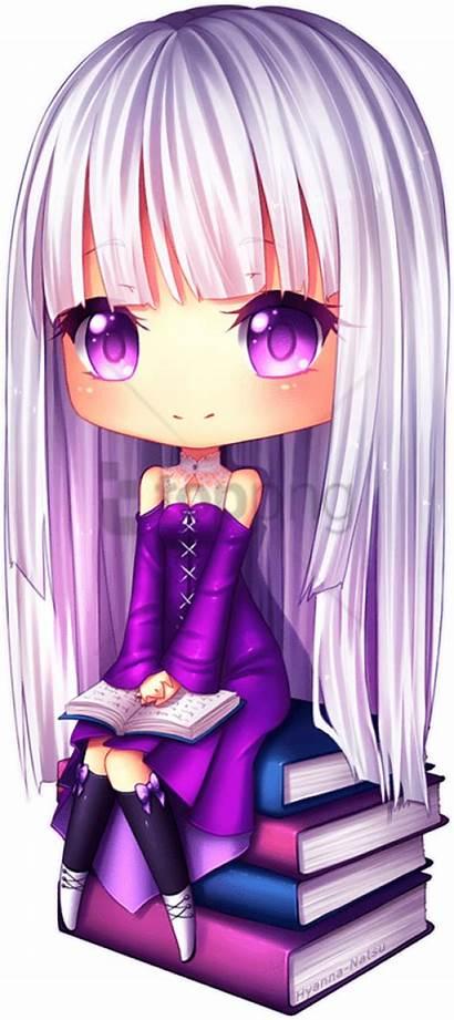 Chibi Anime Natsu Hyanna Veda Background Pngkey