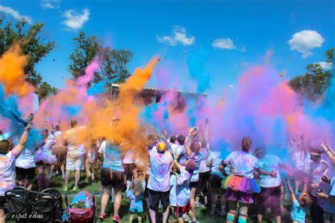 hershey color run paint run raiderfest may 1 2106 the rock