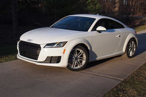 2016 Audi Tt Review Curbed With Craig Cole Autoguide