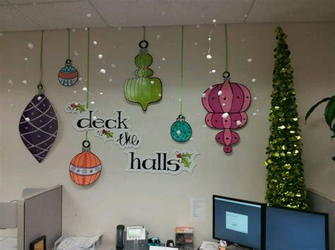 Cubicle Decorating Contest At Work