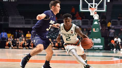 hurricanes freshman chris lykes turning heads