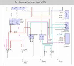 01 Jeep Cherokee Headlight Wiring Diagram