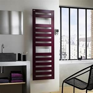radiateur seche serviettes karena acova With radiateur salle de bain acova