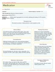 ati active learning template ati basic concept remediation template exle