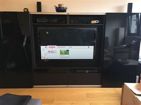 ikea black tv cabinet ikea bestå tv unit and storage with sliding doors in