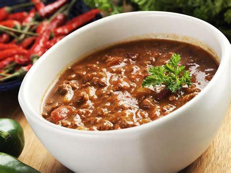 sos recettes cuisine chili con carne une recette soscuisine