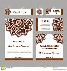 wedding invitation and save the date cards vector With wedding invitation design bali