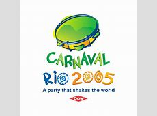 Carnaval Rio logo vector in EPS, AI, CDR free download