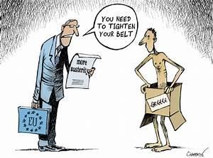 Cartoon: More Austerity For Greece - The English Blog
