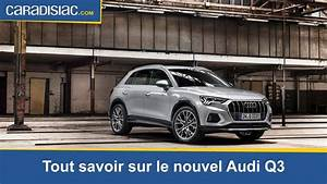 Nouveau Q3 Audi : pr sentation audi q3 youtube ~ Medecine-chirurgie-esthetiques.com Avis de Voitures