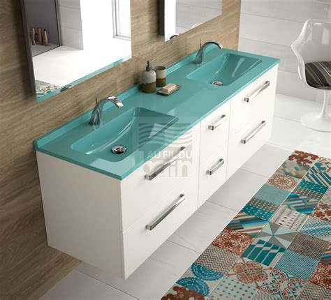 meuble de chambre de bain chambre vert pomme et gris