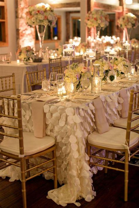 choose  wedding table linens wedding  bridal