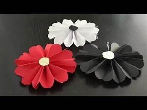 Einfache Papierblume Basteln : basteln origami schmetterling falten mit papier bastelideen diy geschenk basteln ~ Eleganceandgraceweddings.com Haus und Dekorationen