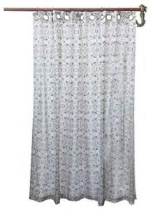 nautical bathroom designs milkyway shower curtain farmhouse shower curtains by bunglo