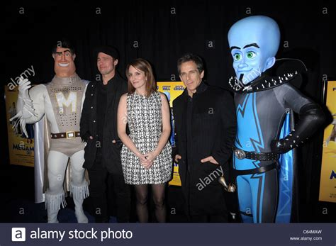tina fey royalty metro man brad pitt tina fey ben stiller megamind at