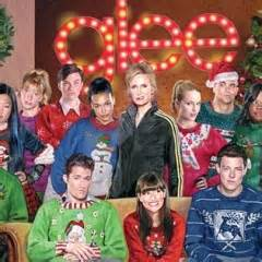 deck the halls glee cast 24 ugliest sweaters in and tv