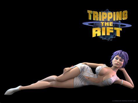 tripping the rift nackt szene