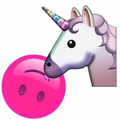 Unicorn Emoji Clipart Gifs Kawaii Unicorns Rainbow