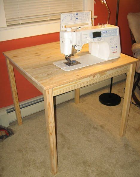 Quilting Cutting Table Plans  Woodworking Projects & Plans