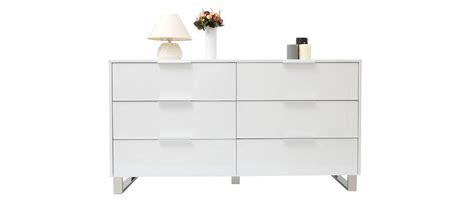 Commode Laquee Blanche Design by Commode Design Laqu 233 E Blanche Halifax Miliboo