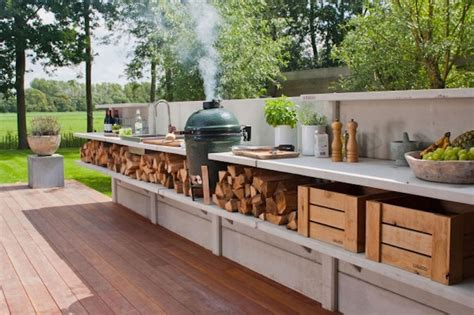 outdoor kitchen with big green egg big green egg spot pools tubs and bbq 9025