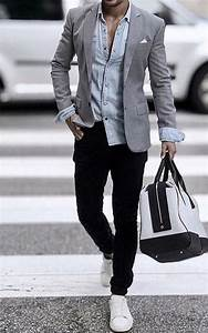 Mens Light Blue Sport Coat To Tuck Or Not To Tuck How To Wear An Untucked Shirt With