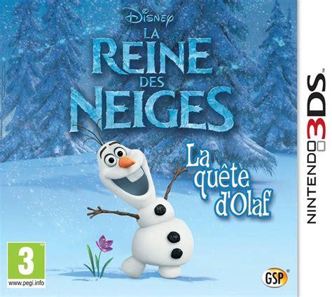 jeux de cuisine de la reine des neiges la reine des neiges 3ds jeu sur console just for