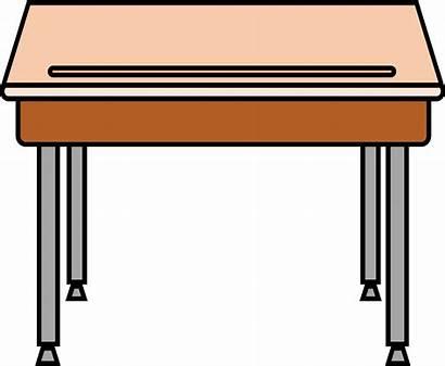 Desk Clipart Student Clipground