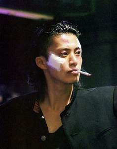 Crows Zero Genji Smoking