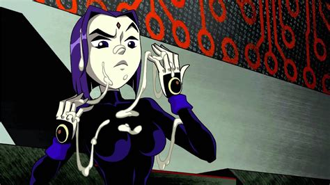 Out Of Context Teen Titans What A Mess Youtube