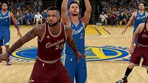 NBA 2K16 Adds New Shoes And Christmas Uniforms Sports