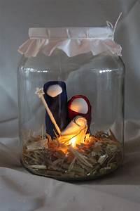 Basteln Im Advent : krippe im glas etsy basteln weihnachten weihnachten basteln krippe und weihnachten basteln ~ A.2002-acura-tl-radio.info Haus und Dekorationen