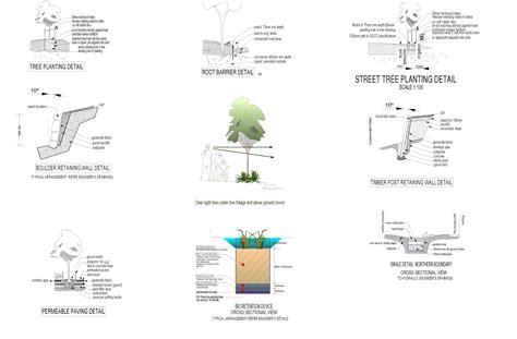 landscape detail drawings cad software for landscape design