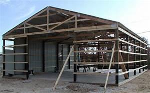 building a pole barn With building a pole barn yourself