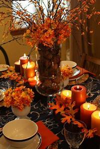 fall table decorations Bonkers for Conkers in Kensington Gardens! - London Perfect