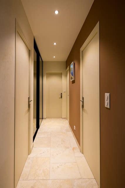 maison particuliere decoration moderne couloir