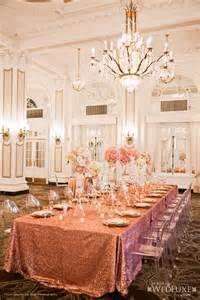 table rental atlanta 51 best pink and gold quinceanera theme images on