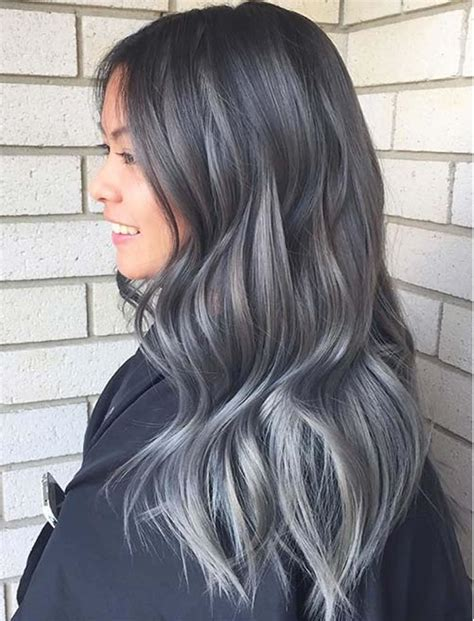 ombre hair    glamorous ombre hair color ideas