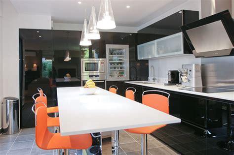 cuisine journaldesfemmes com cuisine gris perle quelle couleur pour sol et murs
