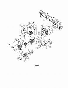 Craftsman Model 316299371 Cultivator Genuine Parts