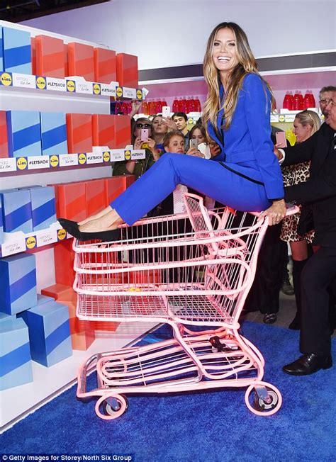 Heidi Klum Teams With Lidl For Esmara Clothing Range