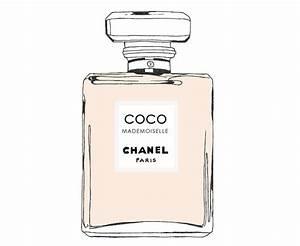 chanel | Chanel Coco Mademoiselle Perfume Bottle Fashion ...