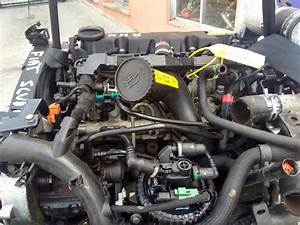 Engine Fiat Scudo Box  220   2 0 Jtd