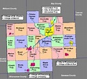 Saginaw County, Michigan - Wikipedia