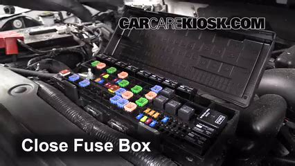 replace  fuse   ford    ford   xlt