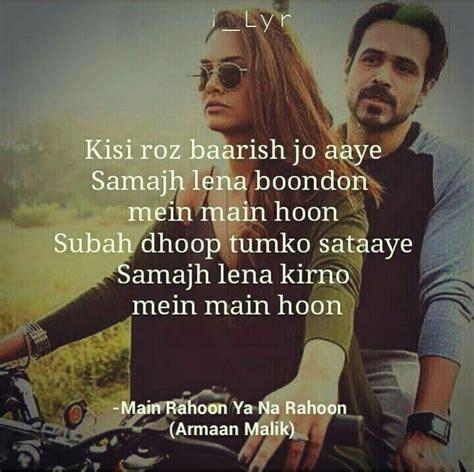 images  hindi lyrics quotes  pinterest