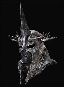 Lord of the Rings Witch King Mask - maskworld com