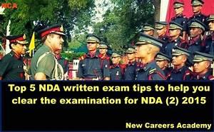 5 top tips to crack nda written exam2-2015 NCA - NCA Academy